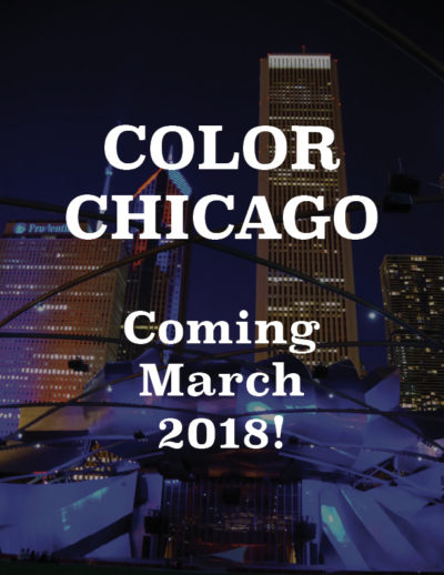 Color Chicago coming Mar